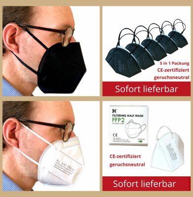 Daroberto Ffp2 Maske Mosaik 2504x2560
